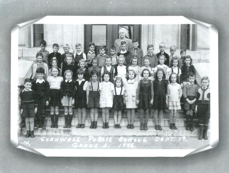 1946. School days
